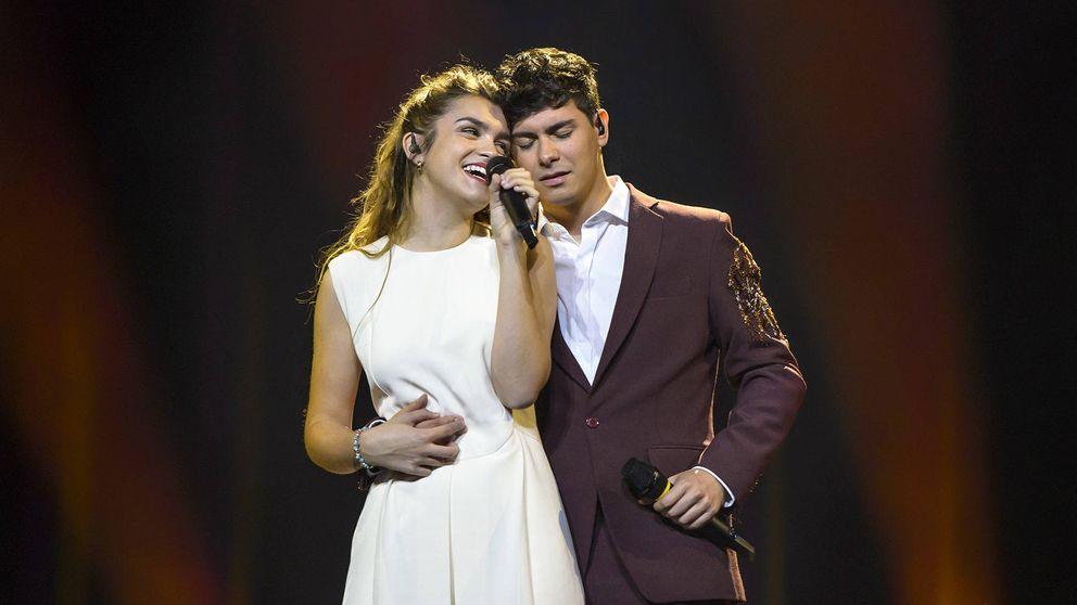 Eurovisión 2018: ¿En qué puesto actuarán Amaia y Alfred?