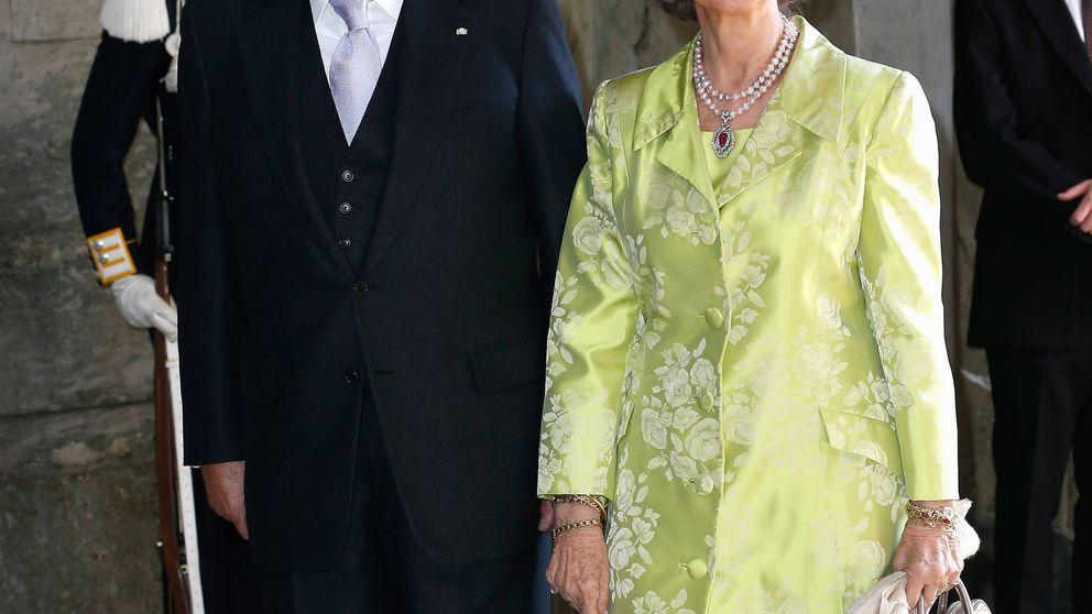 Don Juan Carlos y doña Sofía acudirán al 70 cumpleaños del príncipe Carlos