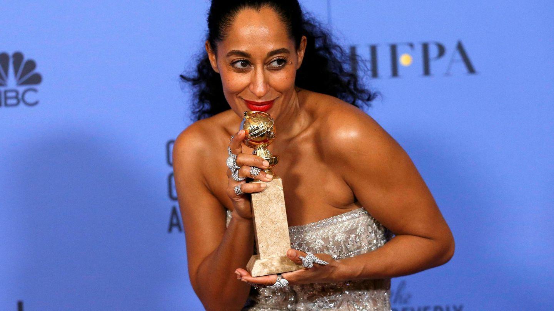 Tracee Ellis Ross, ganadora del Globo de Oro a Mejor Actriz en una Serie de Comedia