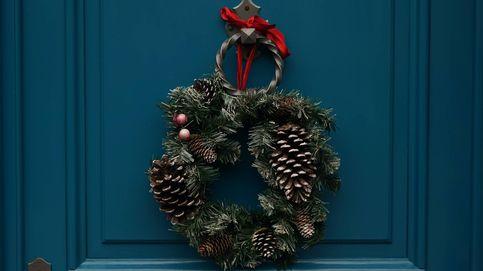 5 accesorios increíbles para decorar la puerta de tu casa y dar la bienvenida a la Navidad
