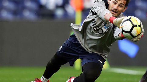 El presidente del Oporto retira a Iker Casillas definitivamente del fútbol