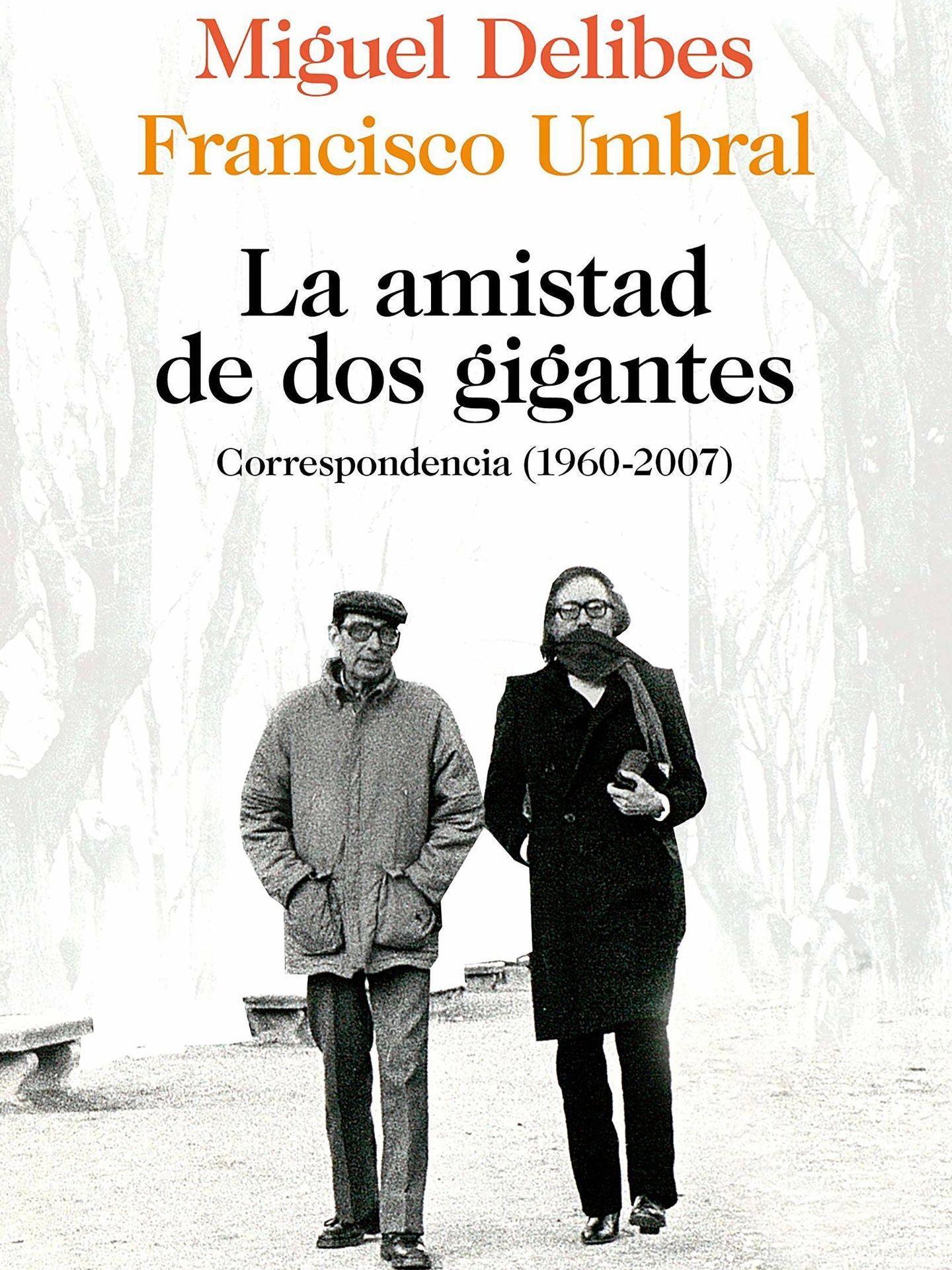 'La amistad de dos gigantes'. (Destino)