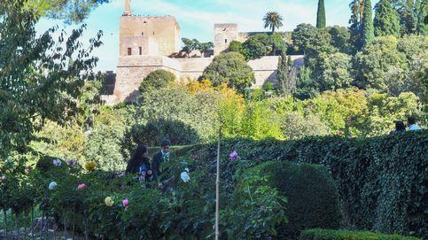Muere una estudiante irlandesa tras caer por una colina cerca de la Alhambra de Granada
