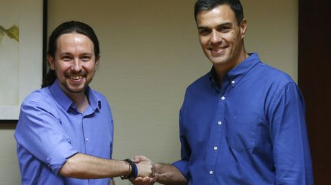 Sánchez e Iglesias piden que comparezca Rajoy de manera urgente en el Congreso