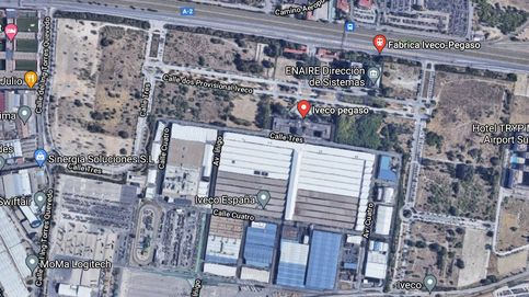 Goodman pagará 26,6 M a Almeida por los 45.000 metros logísticos de Iveco-Pegaso