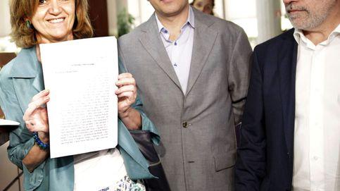 Sánchez rescata para su ejecutiva a uno de los 'alumnos' de Narbona