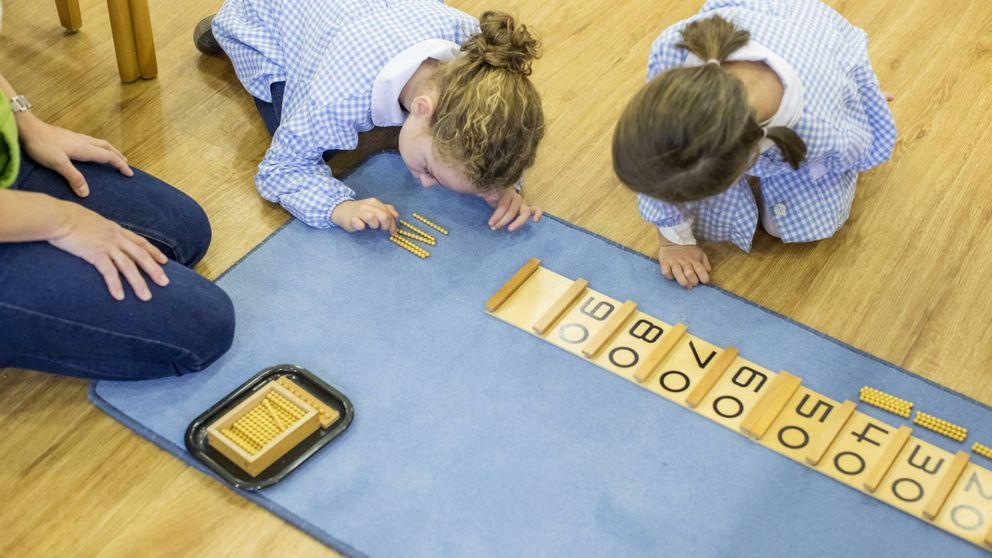 No es Montessori todo lo que reluce: España se rinde a la pedagogía de moda