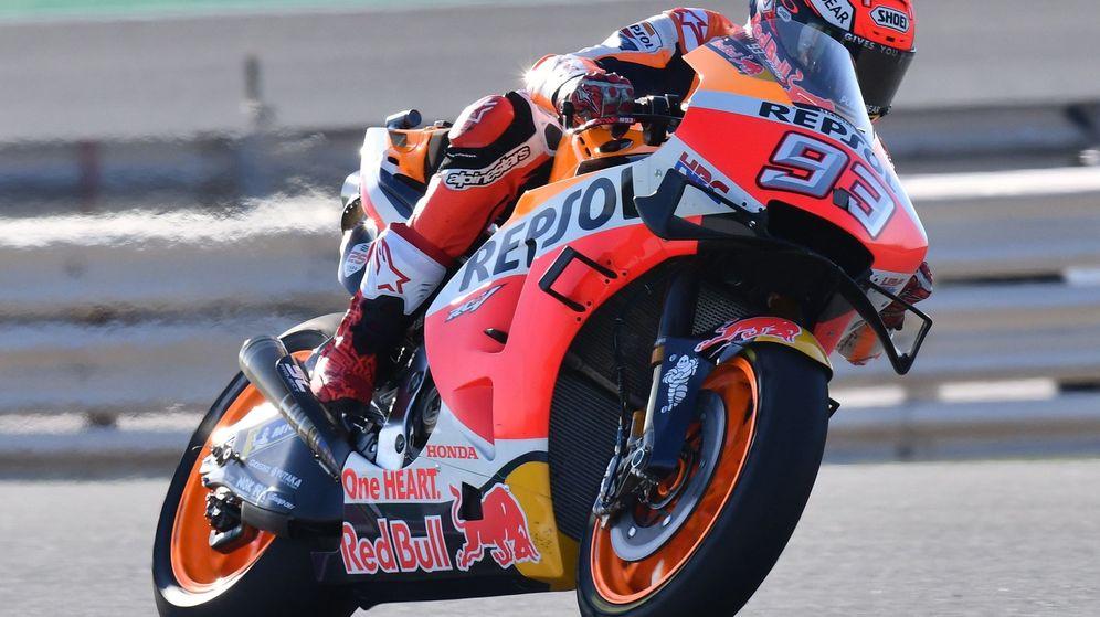 Foto: Marc Márquez es el vigente campeón de MotoGP. (EFE)