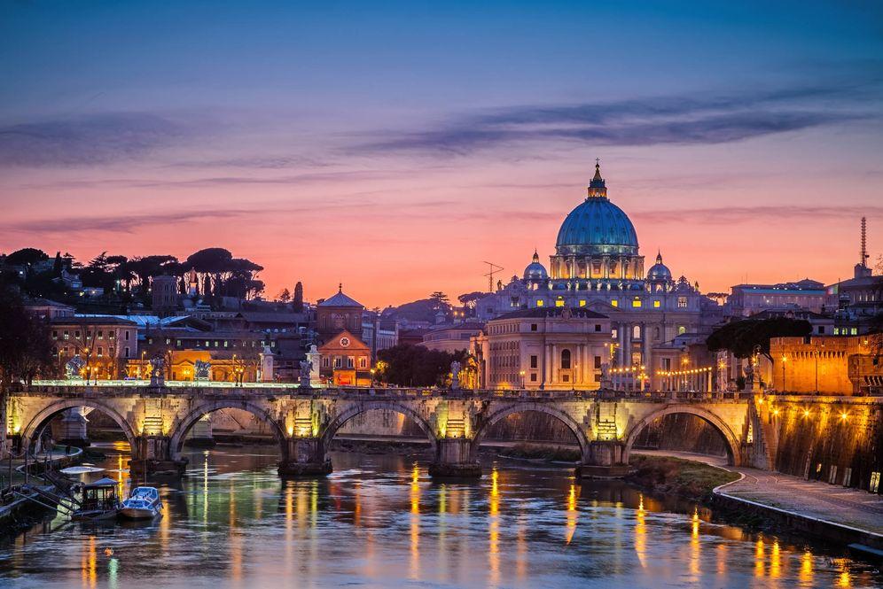 Foto: Roma, ciudad (gastronómica) eterna.