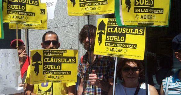Cl usulas suelo el supremo declara v lidas las cl usulas for Hipotecas suelo ultima hora