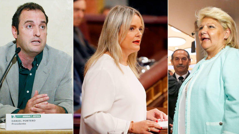 Blanco, Pedraza y Portero: tres víctimas del terrorismo en el juego de sillas de Madrid