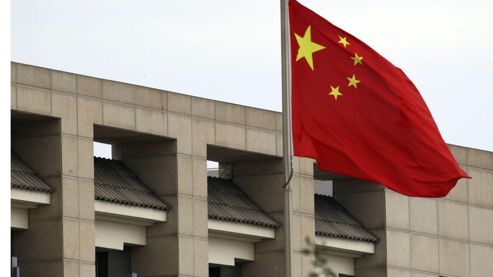 Foto: Bandera de China