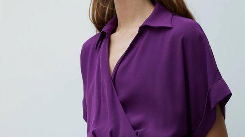 El vestido camisero de Massimo Dutti para ir al trabajo, a cenar o a una boda
