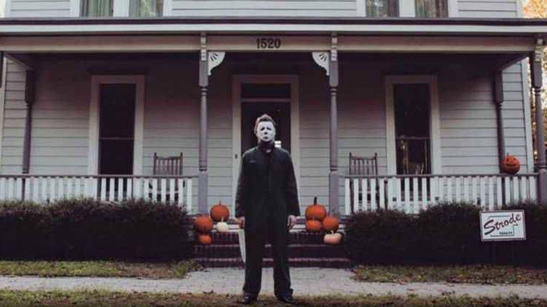 Mike Myers, asesino de barrio residencial.