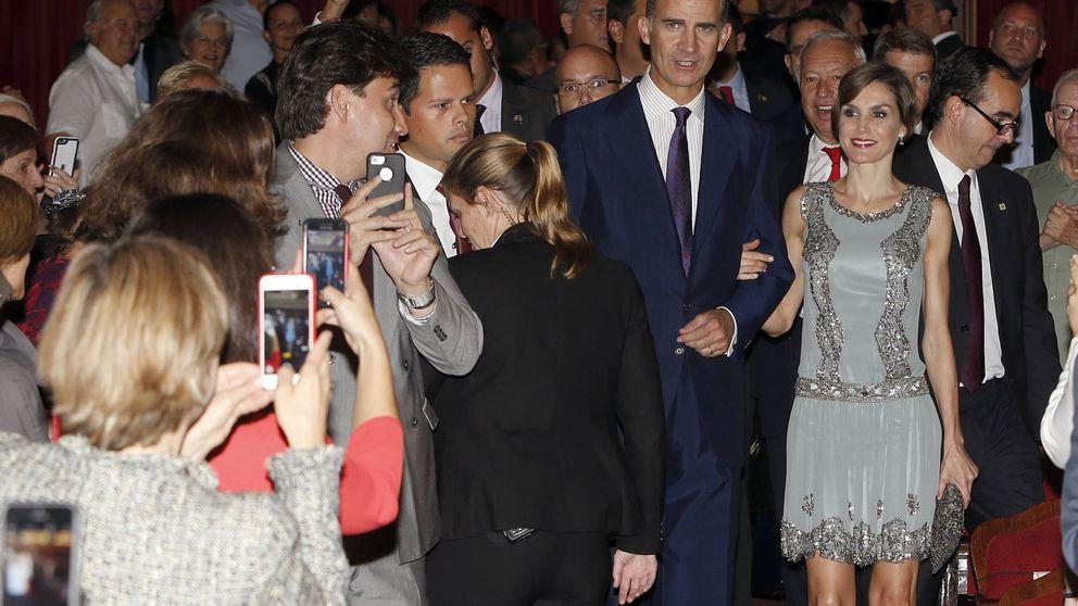 Los Reyes Felipe y Letizia también sucumben al éxito de 'La La Land'