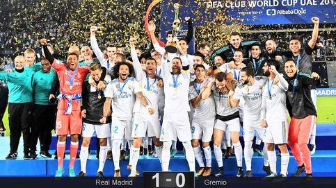 A sumar títulos no le gana nadie: el Madrid, campeón del mundo por sexta vez