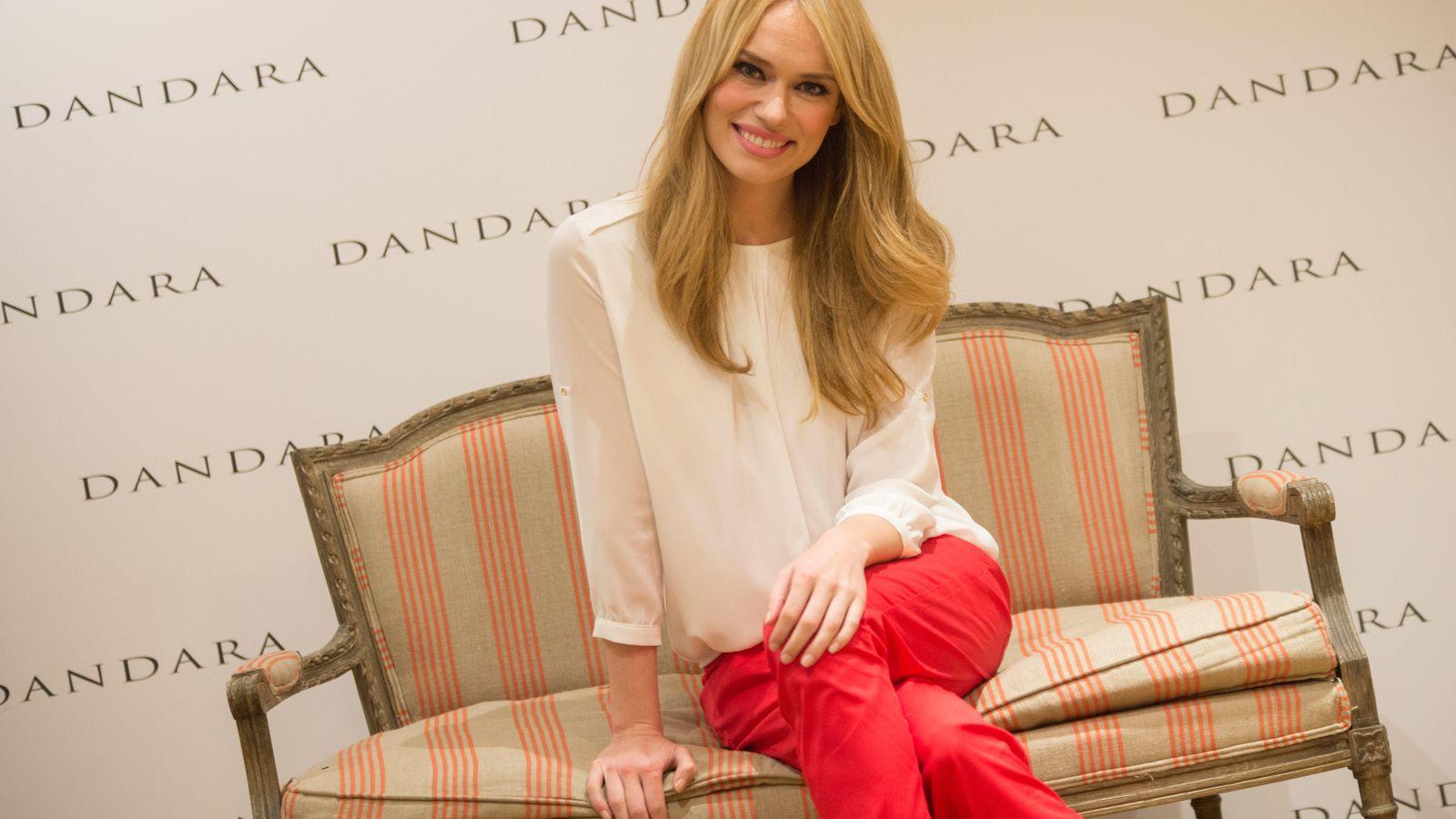 5b07d48f8 Dándara  Patricia Conde  Me compraba vestidos de miles de euros de tres en  tres