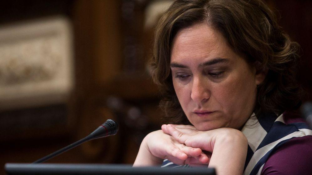Foto: La alcaldesa de Barcelona Ada Colau, en un imagen de archivo. (EFE)