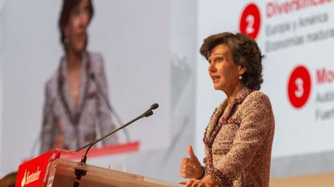 Santander reduce la emisión de preferentes a 750 millones para no pagar más del 6,75%