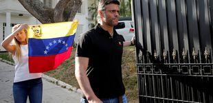 Post de López no descarta una intervención militar extranjera y prevé 'cambios' en el Ejército