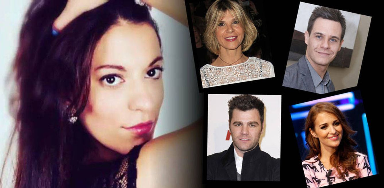 Foto: Los famosos se vuelvan en el caso Diana Quer