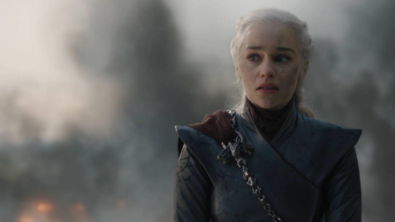 Daenerys Targaryen, una de las protagonistas principales de 'Juego de tronos'.