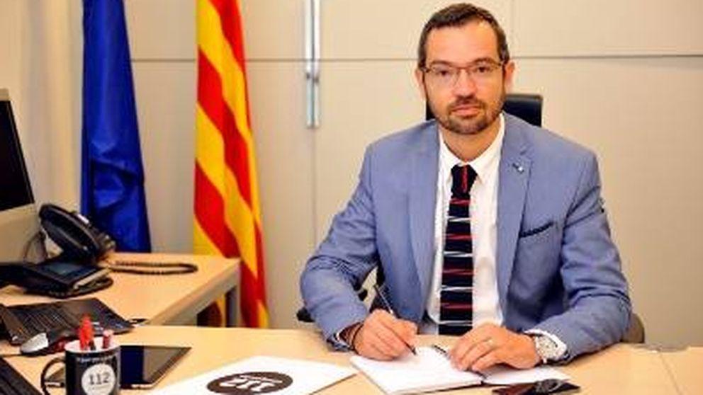 Otra víctima del 'procés': dimite el director del 112, próximo a Jordi Jané