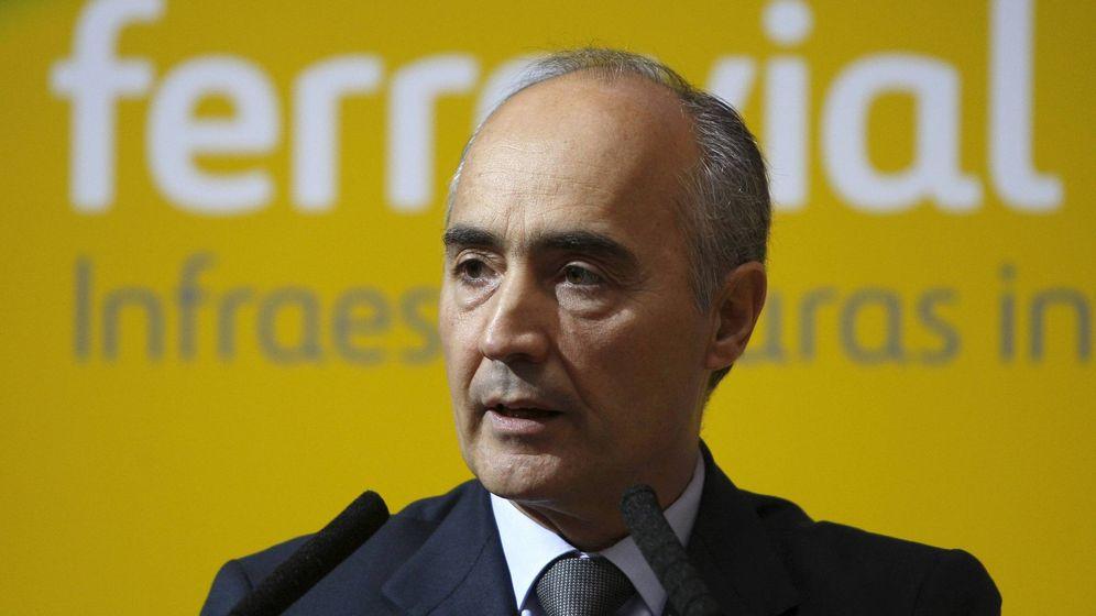 Foto: El presidente de Ferrovial, Rafael del Pino. (EFE)