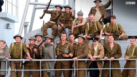 'Dunkerque', una película sensacional en todos los sentidos