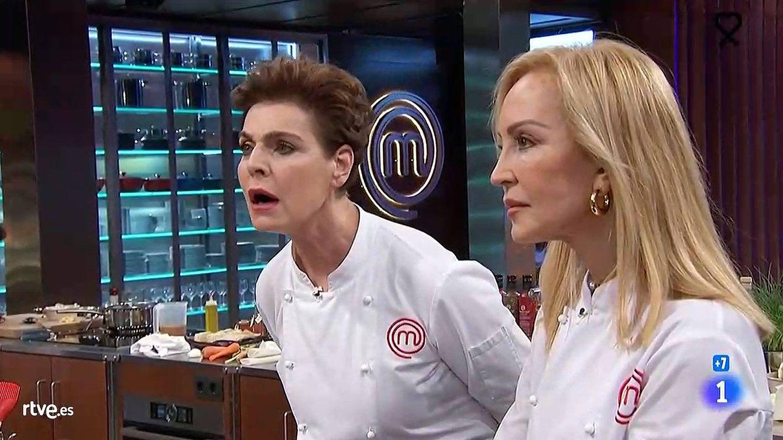El corte de Carmen Lomana a Antonia Dell'Atte en 'Masterchef': ¿Te puedes callar...?