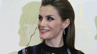 Doña Letizia, una 'queen Kardashian' en los premios Mariano de Cavia