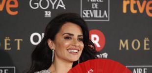 Post de ¿Por qué llevan un abanico rojo en la gala de los Premios Goya?