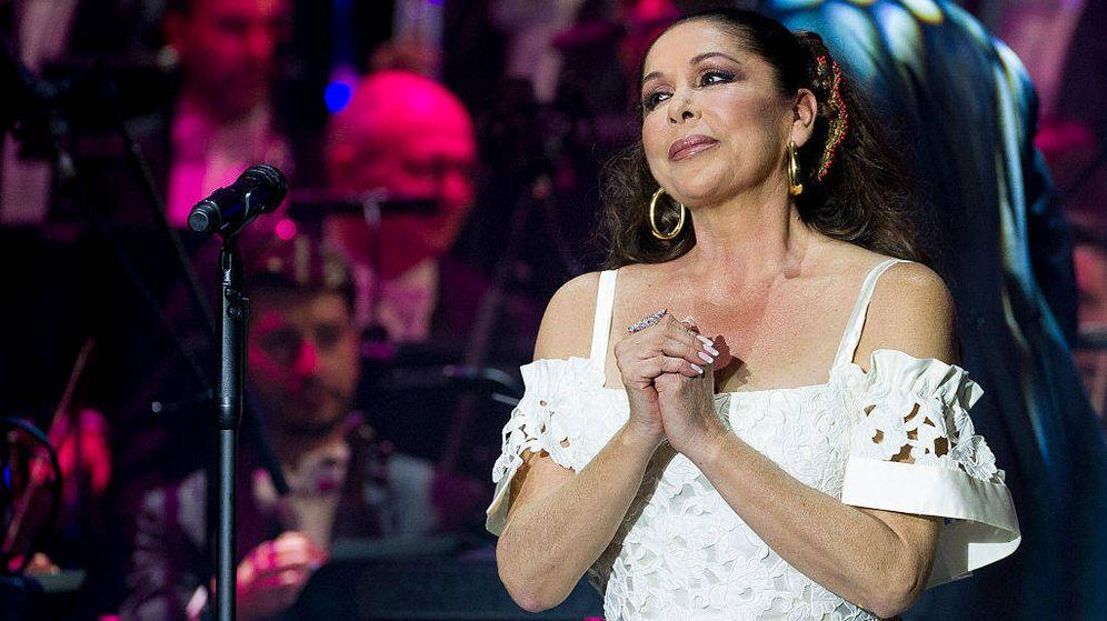 Foto: Isabel Pantoja, en una imagen de archivo. (Getty)