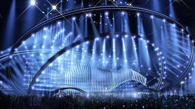Los cuatro elementos clave del escenario de 'Eurovisión 2018'
