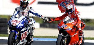 Post de ¿Cómo puede ganar Jorge Lorenzo con la Ducati? Solo Casey Stoner lo sabe