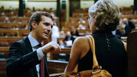 Así fue el gol en el descuento de Sánchez en el Congreso: Los del PP son ingenuos