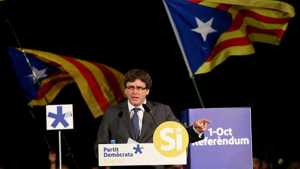 Puigdemont se enroca ante la presión de su partido para que no declare la independencia