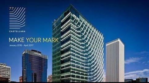 Viaje a Azca, corazón financiero de Madrid: así se transforma un edificio de oficinas (Castellana 77)