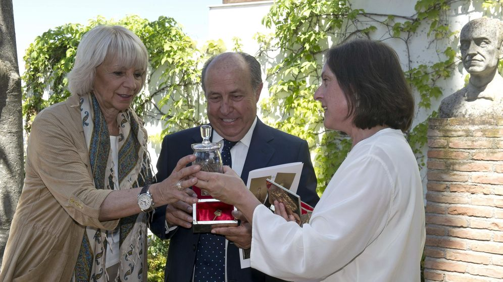 Foto: José Torres Hurtado, en un acto oficial. (Efe)
