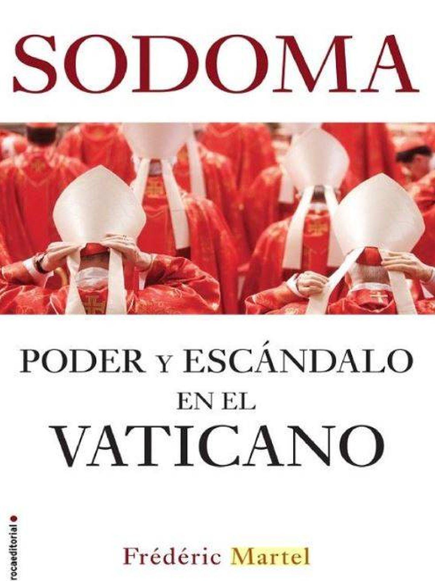 Portada de la edición latina de Sodoma.