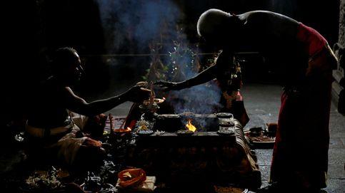 Vigilia del festival Maha Shivaratri