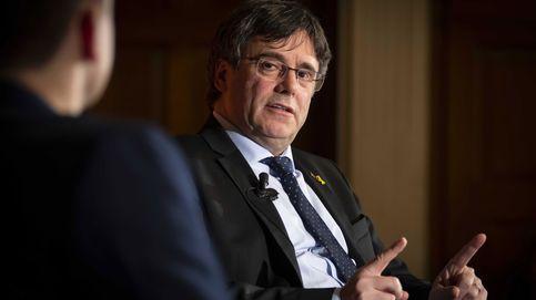 Un 155 largo en Cataluña con el apoyo de Vox: el sueño que alberga Puigdemont