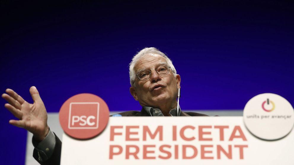 Josep Borrell, la bestia negra del soberanismo vetada en TV3