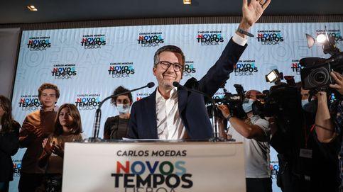 Moedas se hace con la alcaldía de Lisboa y rompe con 14 años de mandatos socialistas