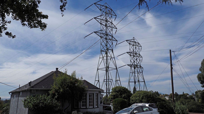 Estación eléctrica de P&G. (EFE)