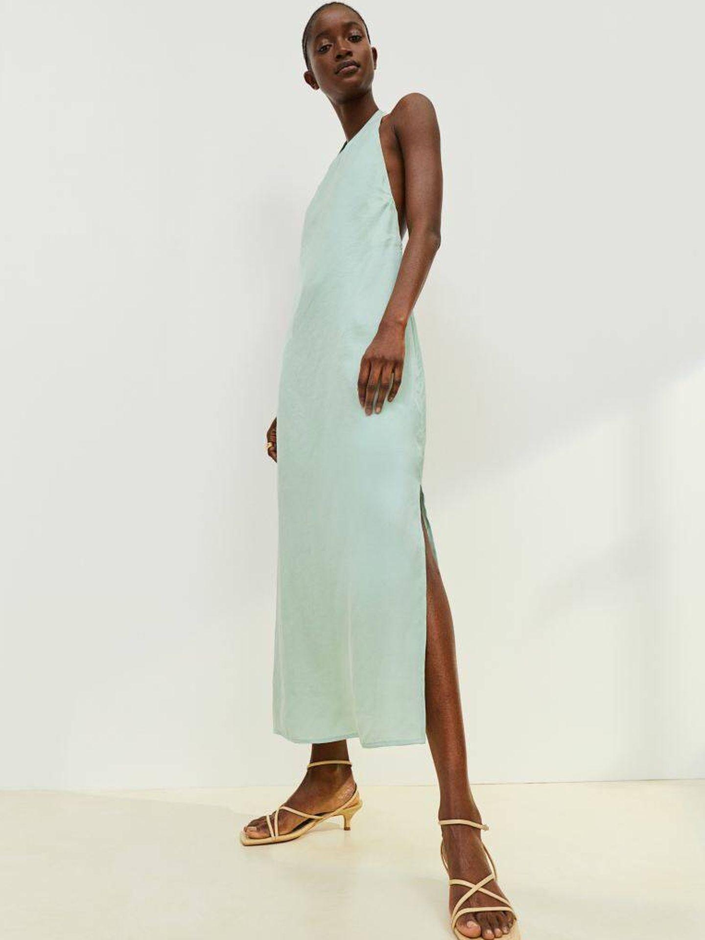Un nuevo vestido low cost de HyM. (Cortesía)