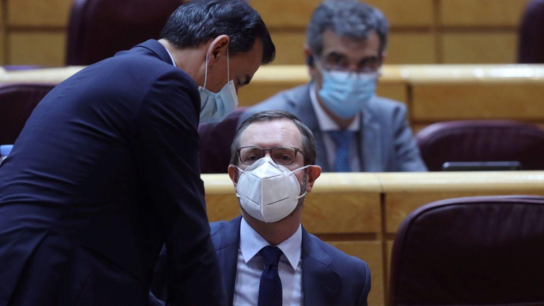 El PP deja el pleno del Senado al entender que Más Madrid les llamaba fascistas