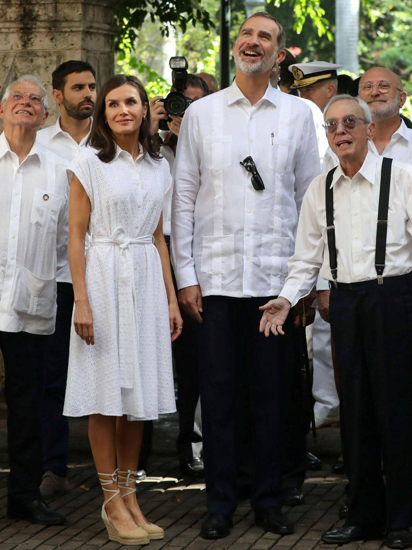 Los Reyes, en Cuba. (EFE)