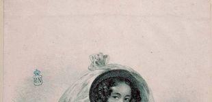 Post de Rosario Weiss: de aprendiz de Goya a maestra de Isabel II