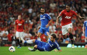 Mourinho volvió a dejar a los españoles fuera del once en el empate ante el United